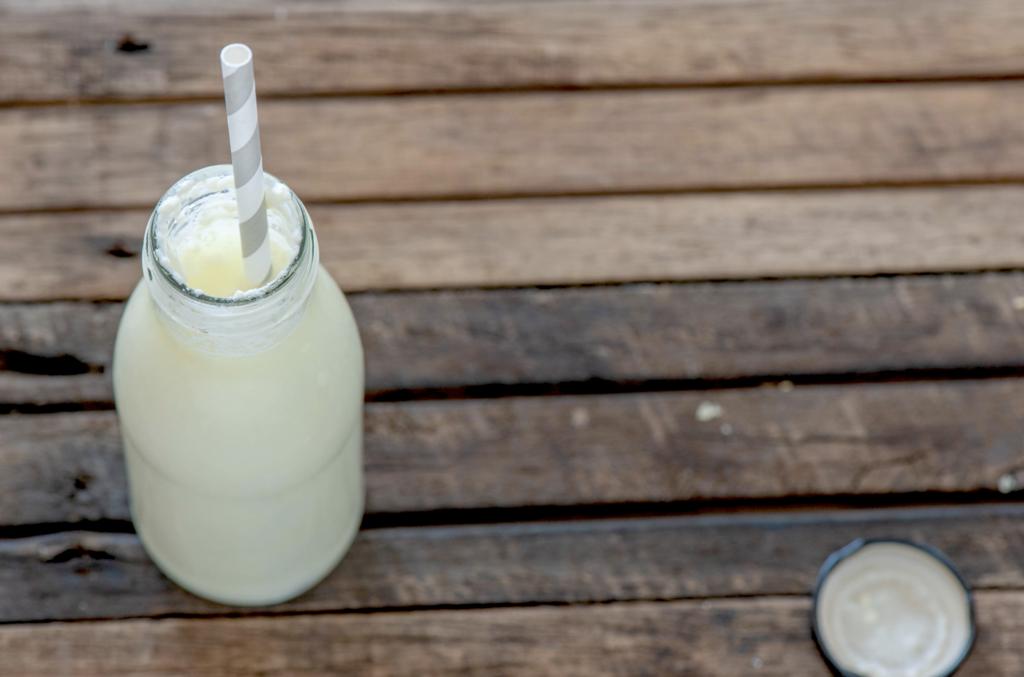8 Probiotic Rich Foods To Help Your Gut Health Flourish - Kefir - Swolverine